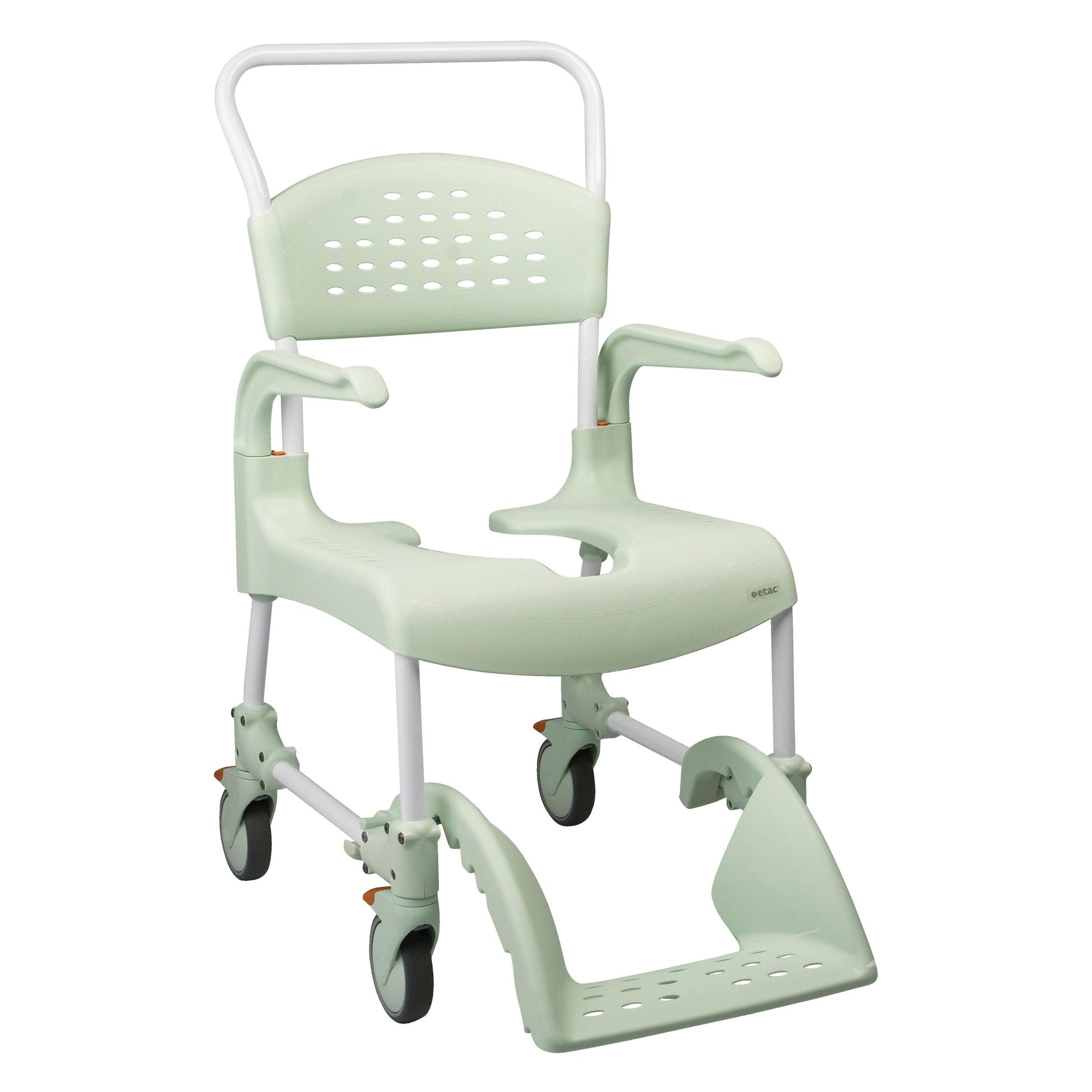 Sedia A Rotelle Da Doccia E Wc Etac Clean Ortopedia24